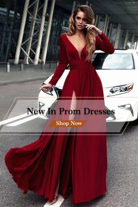 Evening & Prom Dresses