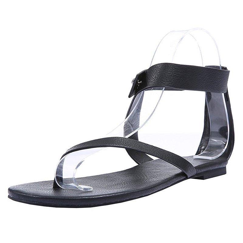Sandals Flip Flops Ankle Wrap Shoes