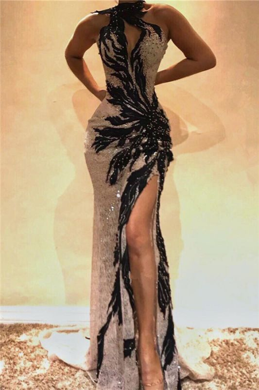 Sexy Lace Beading Mermaid Prom Dresses