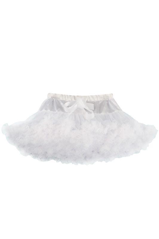 Merveilleuse jupe en tulle mini ligne | Jupes élastiques bowknot femmes