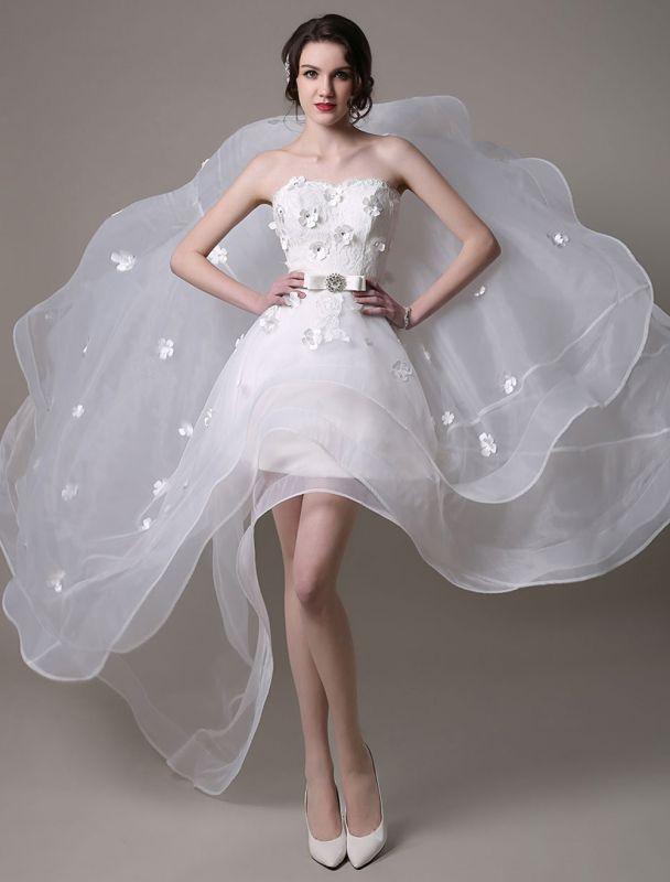 Exklusives Vintage Brautkleid mit Meerjungfrau-Spitze und Hofschleppe
