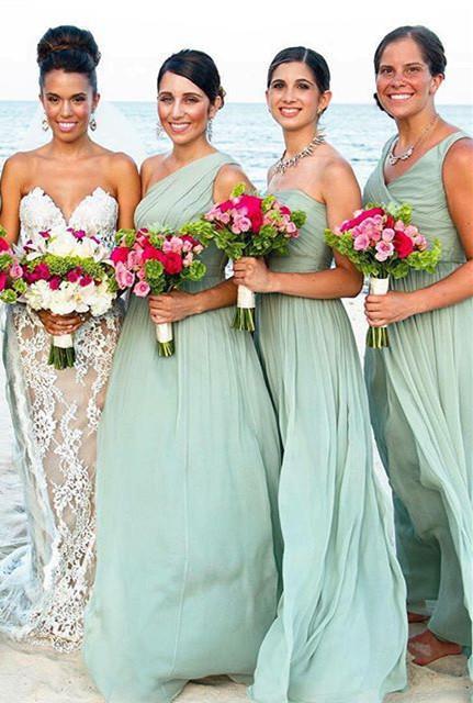 Sage Bridesmaid Dress