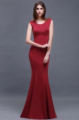 BETHANY | Sheath Scoop Floor-Length Elegant Evening Dresses_6