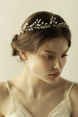 Glamourous Alloy Party Headbands Headpiece with Crystal_4