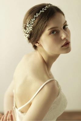 Elegant Alloy&Rhinestone  Special Occasion &Wedding Headbands Headpiece with Crystal_3