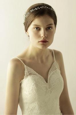 Elegant Alloy&Rhinestone  Special Occasion &Wedding Headbands Headpiece with Crystal_5