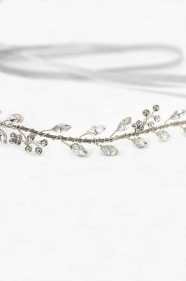 Elegant Alloy&Rhinestone  Special Occasion &Wedding Headbands Headpiece with Crystal_11