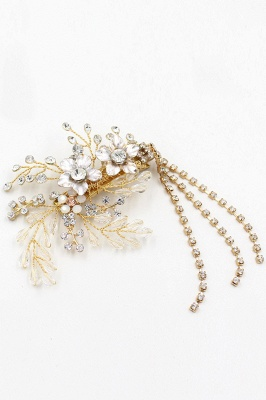 Beautiful Alloy Special Occasion Hairpins Headpiece with Rhinestone_10