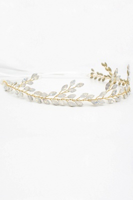 Glamourous Alloy Party Headbands Headpiece with Crystal_1