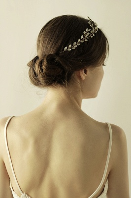 Glamourous Alloy Party Headbands Headpiece with Crystal_9