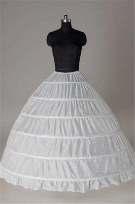 Colorful Taffeta Ball Gown Party Petticoats
