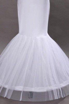 Glamorous Taffeta Mermaid Wedding Petticoats_4
