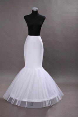 Glamorous Taffeta Mermaid Wedding Petticoats_1
