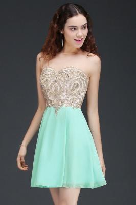 ALIANNA | Sheath Jewel Chiffon Short Homecoming Party Dresses With Applique_2