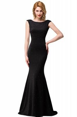 ERIKA | Mermaid Floor-Length Sleeveless Prom Dresses with Beads_1