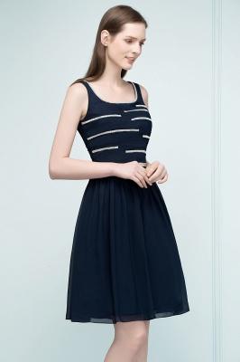 REGAN | A-line Short Sleeveless Beading Chiffon Homecoming Dresses_6