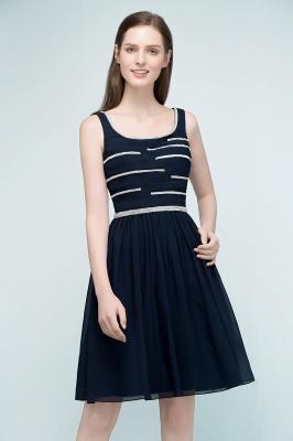 REGAN | A-line Short Sleeveless Beading Chiffon Homecoming Dresses_7