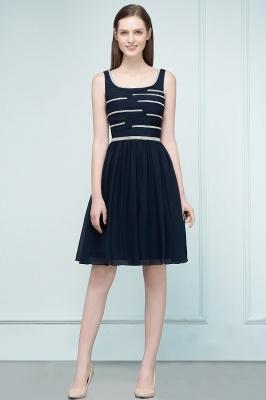 REGAN | A-line Short Sleeveless Beading Chiffon Homecoming Dresses_8