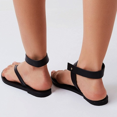 Sandals Flip Flops Ankle Wrap Shoes_8