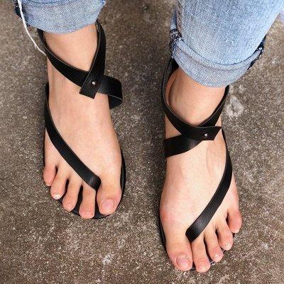 Sandals Flip Flops Ankle Wrap Shoes_13
