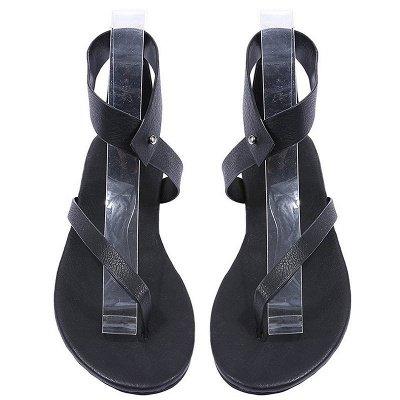 Sandals Flip Flops Ankle Wrap Shoes_25