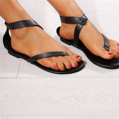 Sandals Flip Flops Ankle Wrap Shoes_15