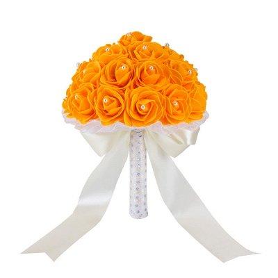 Bouquet de perles colorées pour mariage_7