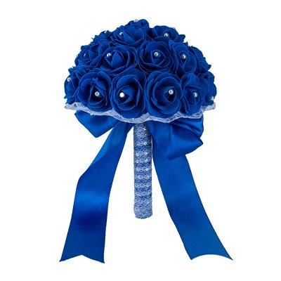 Bouquet de perles colorées pour mariage_12