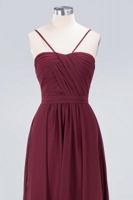 Elegant Princess Chiffon Sweetheart Spaghetti-Straps Backless Floor-Length Bridesmaid Dress with Ruffles_4