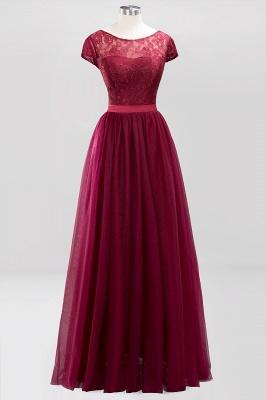 Chiffon Jewel Sleeveless Floor-Length Bridesmaid Dresses with Ruffles_6