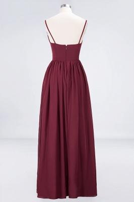 Elegant Princess Chiffon Appliques Spaghetti-Straps Deep-V-Neck Sleeveless Floor-Length Bridesmaid Dress with Ruffles_2