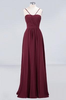 Elegant Princess Chiffon Sweetheart Spaghetti-Straps Backless Floor-Length Bridesmaid Dress with Ruffles_1