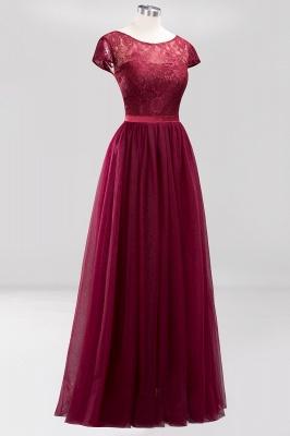 Chiffon Jewel Sleeveless Floor-Length Bridesmaid Dresses with Ruffles_8