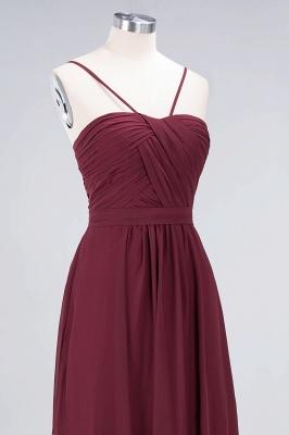 Elegant Princess Chiffon Sweetheart Spaghetti-Straps Backless Floor-Length Bridesmaid Dress with Ruffles_5
