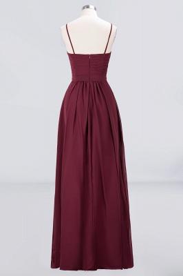 Elegant Princess Chiffon Sweetheart Spaghetti-Straps Backless Floor-Length Bridesmaid Dress with Ruffles_2