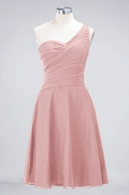Elegant Princess Chiffon One-Shoulder Sweetheart Sleeveless Knee-Length Bridesmaid Dress with Ruffles_6