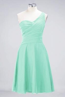 Elegant Princess Chiffon One-Shoulder Sweetheart Sleeveless Knee-Length Bridesmaid Dress with Ruffles_34