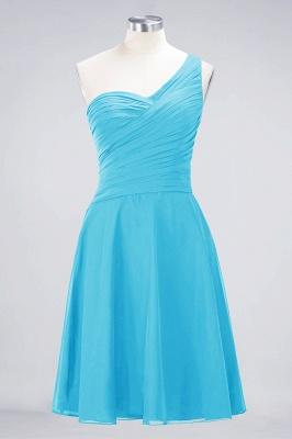 Elegant Princess Chiffon One-Shoulder Sweetheart Sleeveless Knee-Length Bridesmaid Dress with Ruffles_23