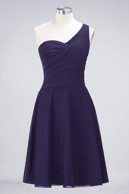 Elegant Princess Chiffon One-Shoulder Sweetheart Sleeveless Knee-Length Bridesmaid Dress with Ruffles_18