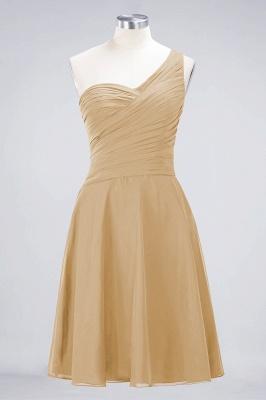 Elegant Princess Chiffon One-Shoulder Sweetheart Sleeveless Knee-Length Bridesmaid Dress with Ruffles_13