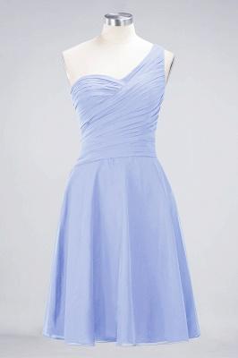 Elegant Princess Chiffon One-Shoulder Sweetheart Sleeveless Knee-Length Bridesmaid Dress with Ruffles_21