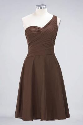 Elegant Princess Chiffon One-Shoulder Sweetheart Sleeveless Knee-Length Bridesmaid Dress with Ruffles_12