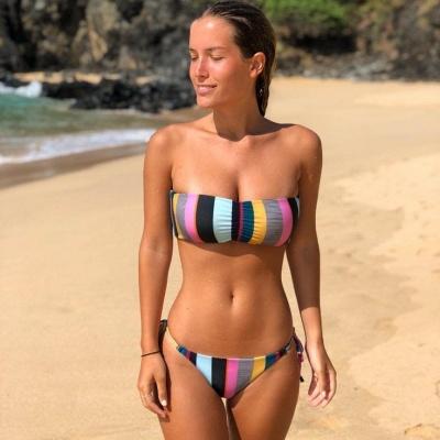 Maillots de bain bikini sexy en deux pièces_9