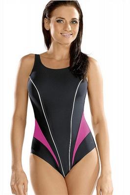 Women's Sport Jumpsuits Coverall One Piece Swimwear_1