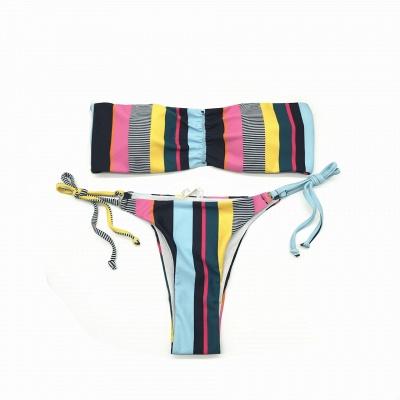 Maillots de bain bikini sexy en deux pièces_4