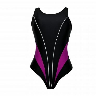 Women's Sport Jumpsuits Coverall One Piece Swimwear_6