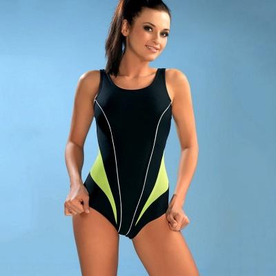 Women's Sport Jumpsuits Coverall One Piece Swimwear_7