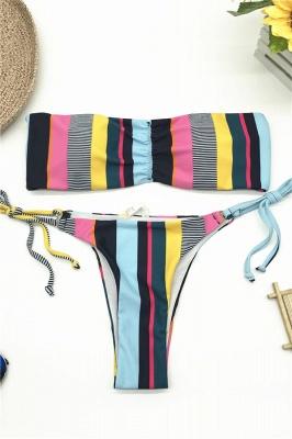 Maillots de bain bikini sexy en deux pièces_1