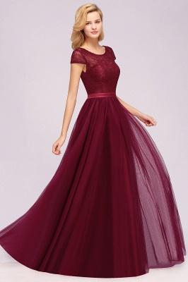 Chiffon Jewel Sleeveless Floor-Length Bridesmaid Dresses with Ruffles_3