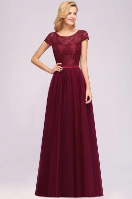Chiffon Jewel Sleeveless Floor-Length Bridesmaid Dresses with Ruffles_5